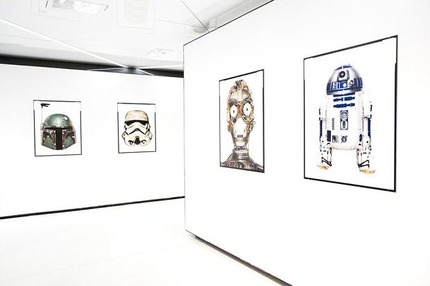 """Обзор приватной выставки """"Звездные войны"""" от WIRED"""