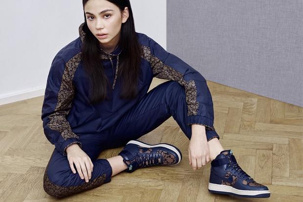 Праздничная женская коллекция Nike и Liberty