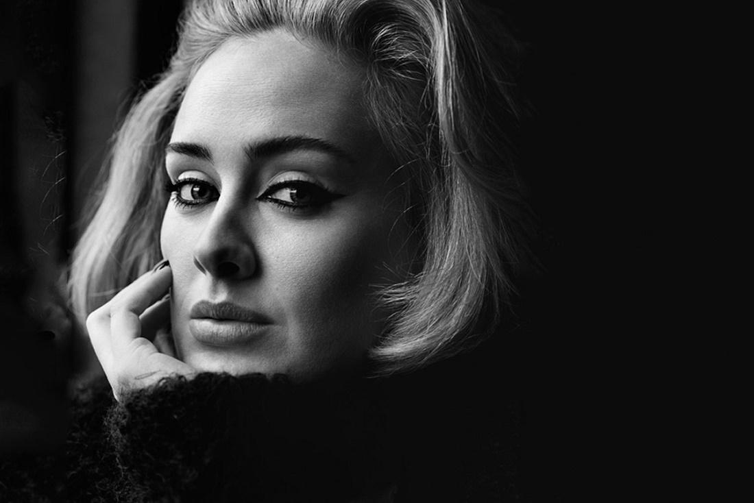 Третий студийный альбом Adele «25»