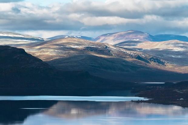 Холодную красоту Финляндии запечатлели в широкоформатной замедленной съемке