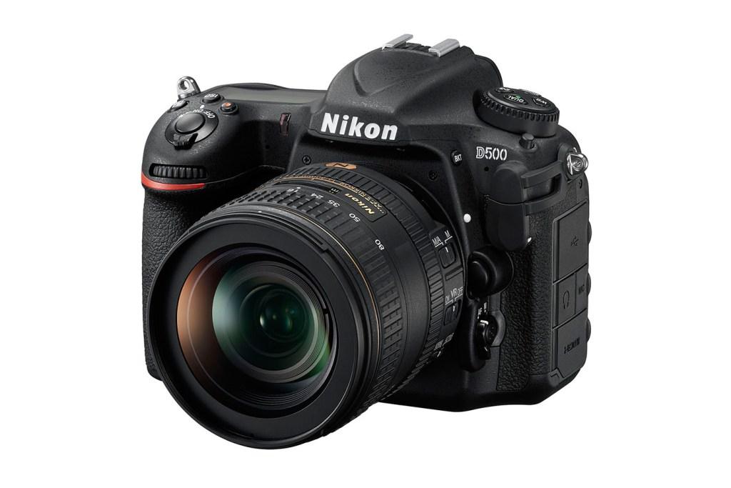 Долгожданная Nikon D500 объявлена на CES 2016