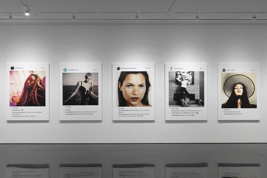 Фотограф подал в суд на одиозного художника Ричарда Принса за нарушение авторских прав
