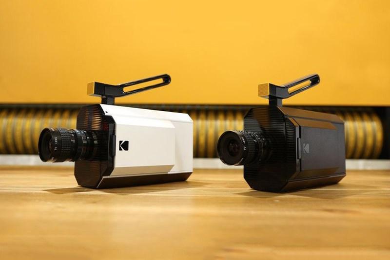 Kodak выпускает кинопленочную камеру Super 8
