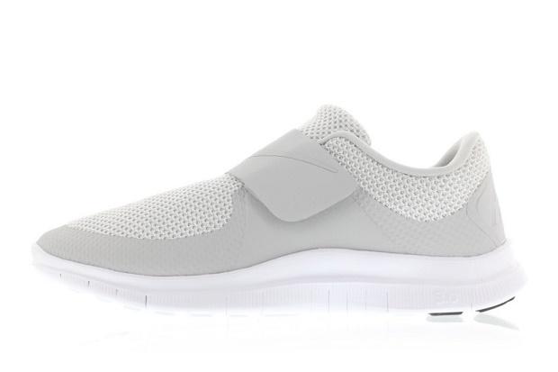 "Кроссовки Nike Free Socfly ""Pure Platinum"""