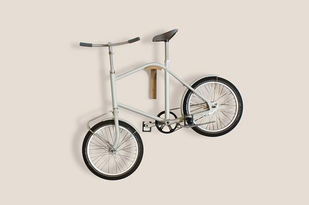 Легкий и эргономичный велосипед Corridor Bicycle