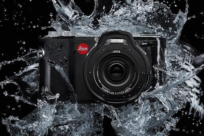 Leica представила защищенную камеру