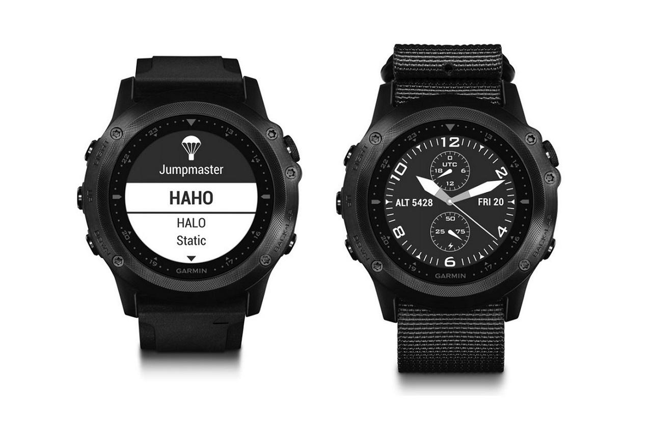 Новые часы Tactix Bravo от Garmin