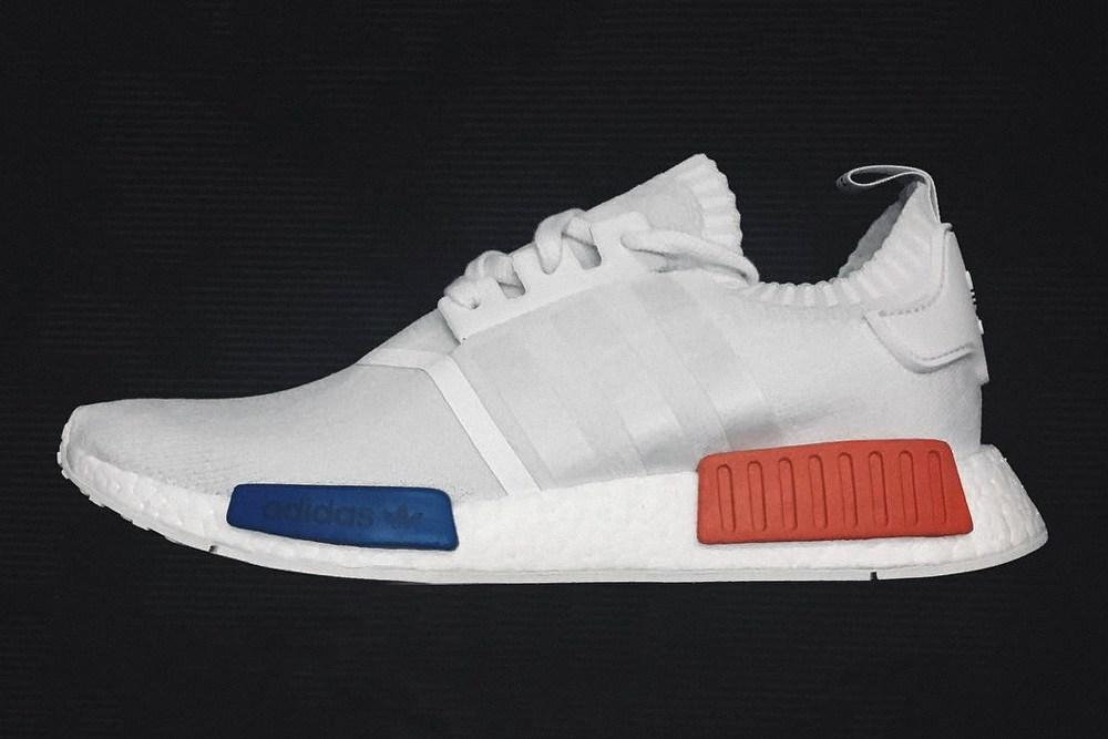 Обзор белых кроссовок adidas Originals NMD   PEROU 1f862178925