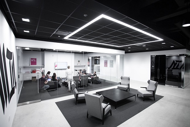 Офис креативного агентства Havas в Чикаго