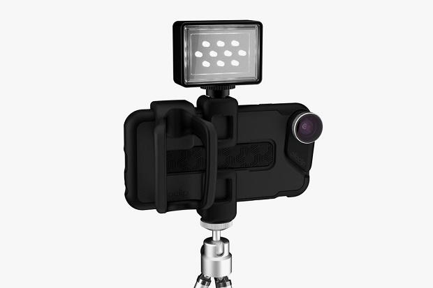 Новейшая разработка компании Olloclip превратит ваш iPhone в профессиональное фотооборудование
