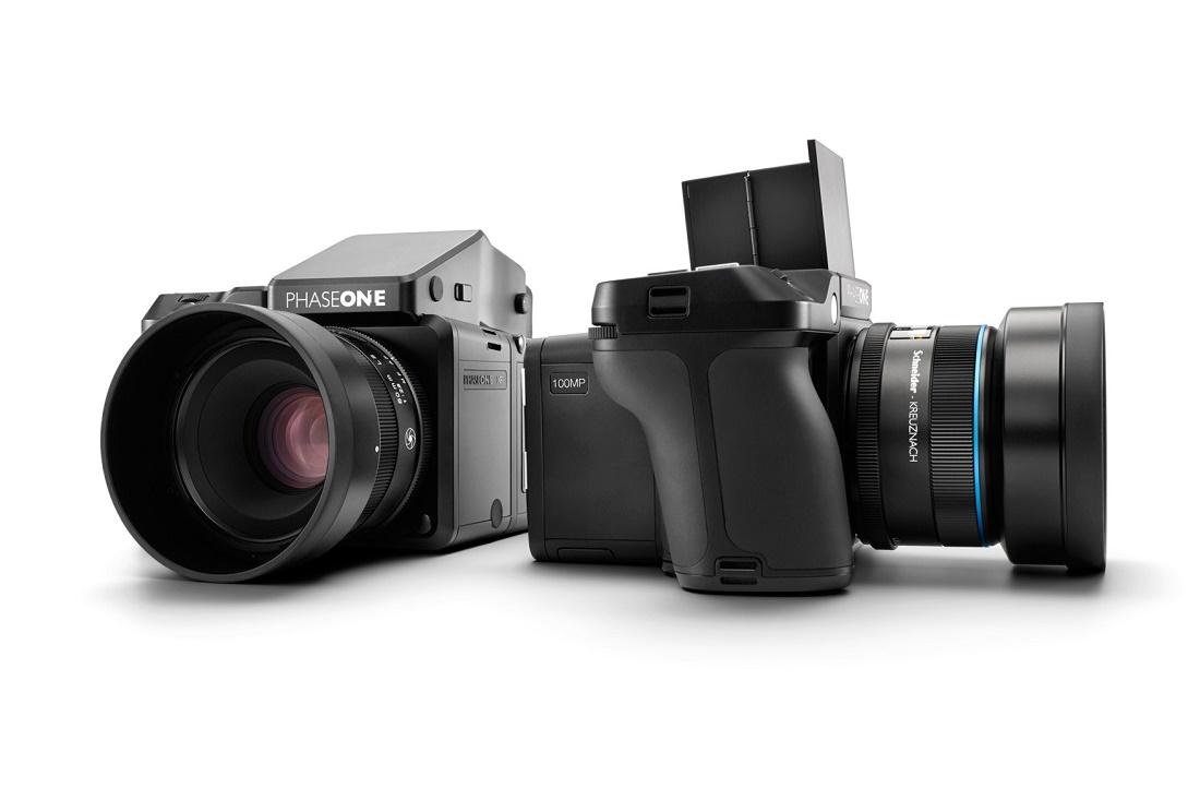 Представлена среднеформатная камера Phase One XF 100MP разрешением 100 Мп