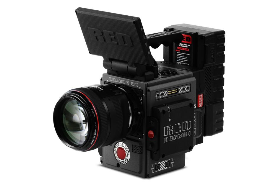 RED анонсировала новую камеру SCARLET-W