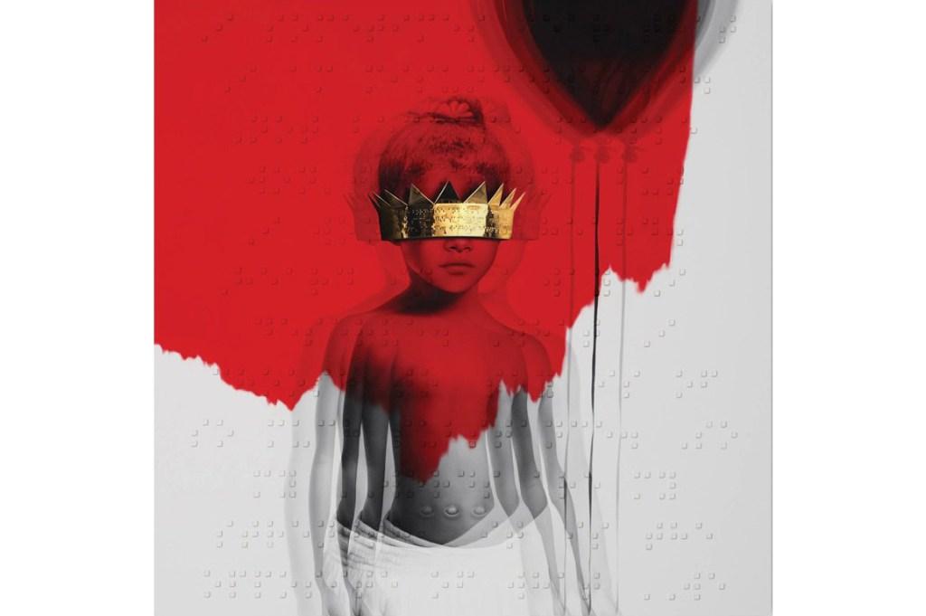 Рианна выпустила новый альбом Anti