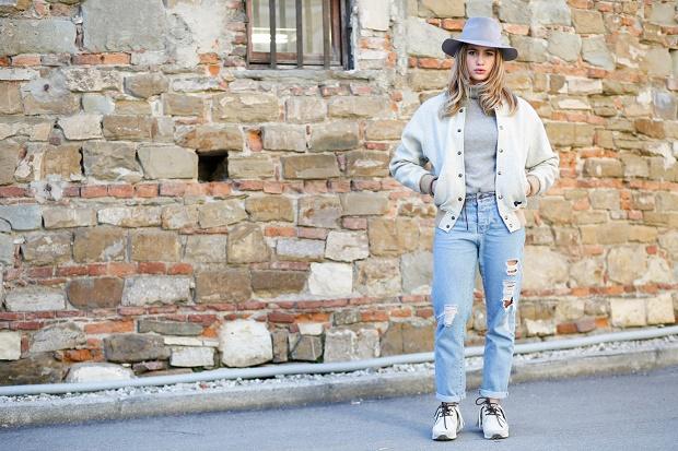 Уличный стиль: Кристина Марино в visvim, Bleu De Paname и Larose Paris