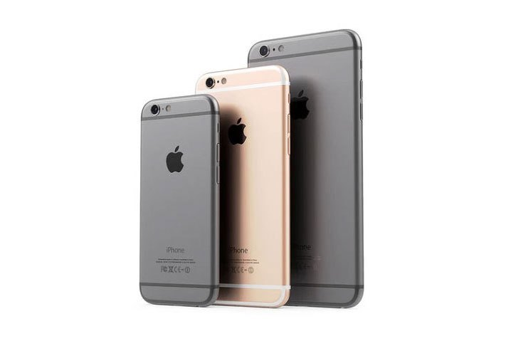 Apple работают над 4-дюймовым iPhone '5se'