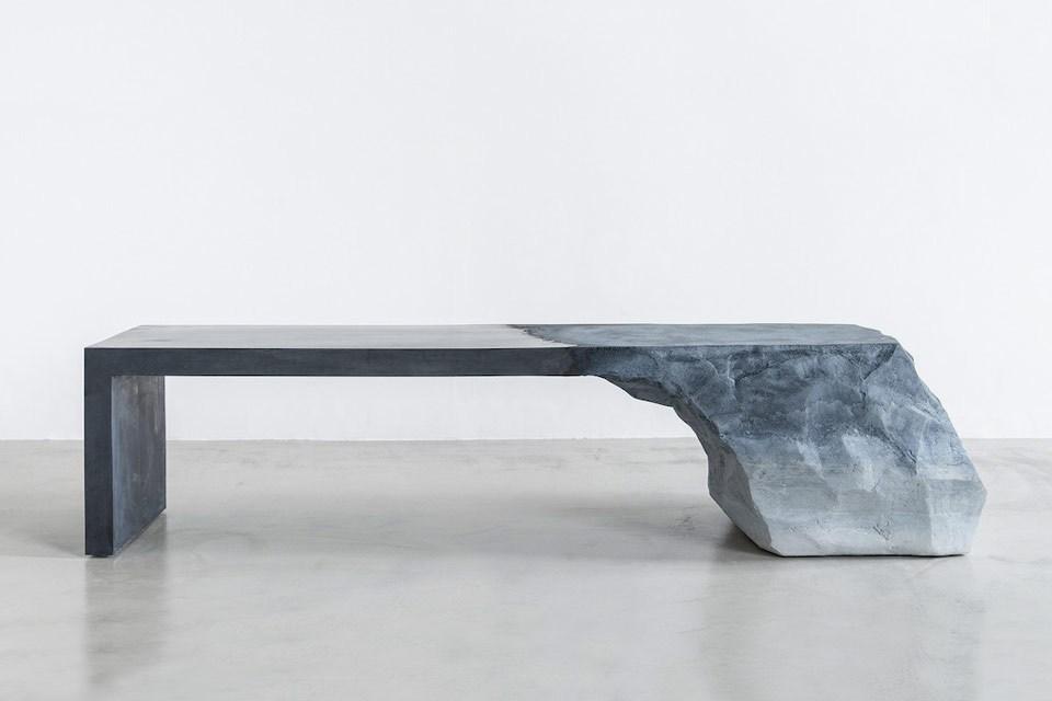 «Drift Bench» — больше работа искусства, чем место для сидения