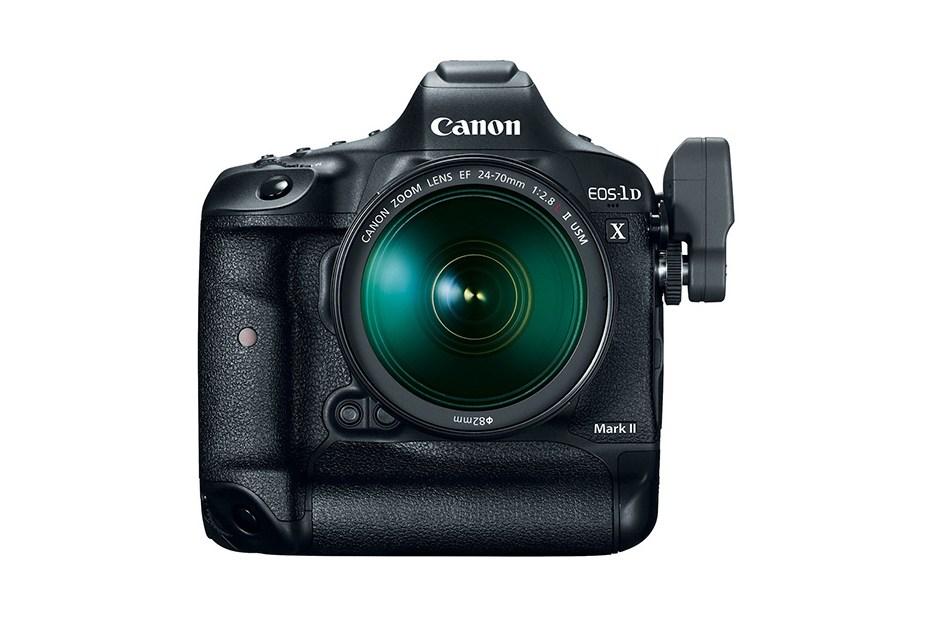 EOS-1D X Mark II – новый флагманский зеркальный фотоаппарат Canon