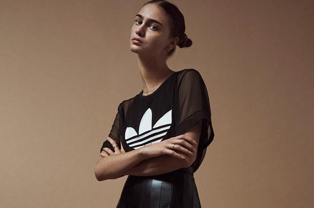 6d841b13c393 Коллекция adidas Originals весна лето 2016 из 90-х   PEROU