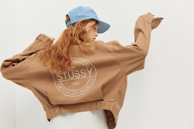 Коллекция Stussy Women весна/лето 2016