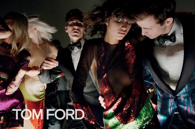 Tom Ford представил новую весеннюю рекламную кампанию
