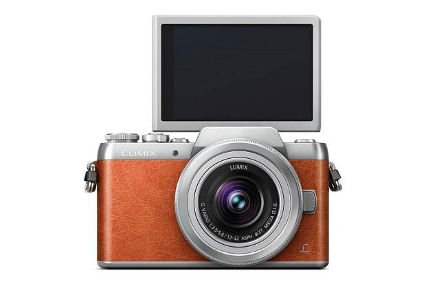 Panasonic Lumix GF8 изобретен специально для селфи