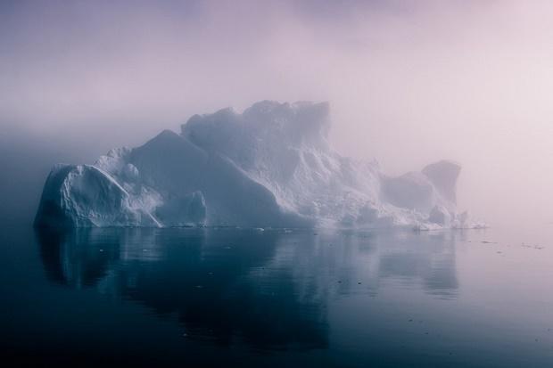 Потрясающие сюрреалистические снимки гренландской Iceberg Alley