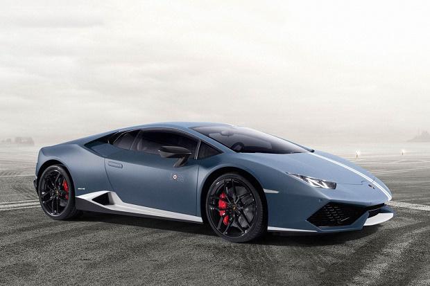 Специальное издание Lamborghini Huracan Avio представлено в Женеве