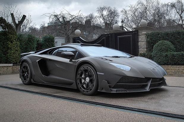 Выпущена 818-сильная спецверсия Lamborghini Aventador