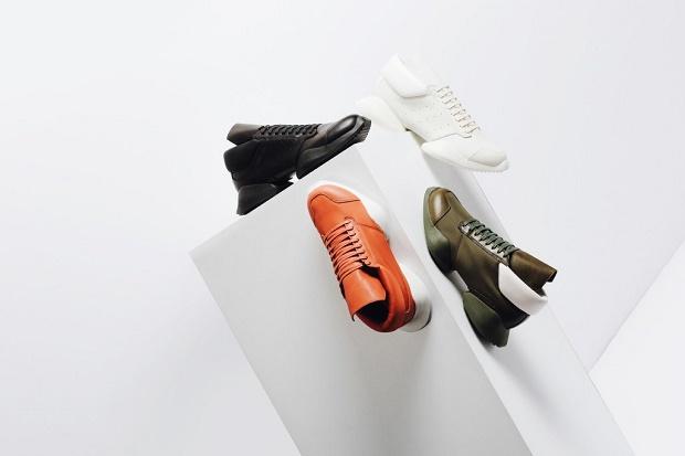Коллекция adidas Tech Runner весна/лето 2016 от Рика Оуэнса
