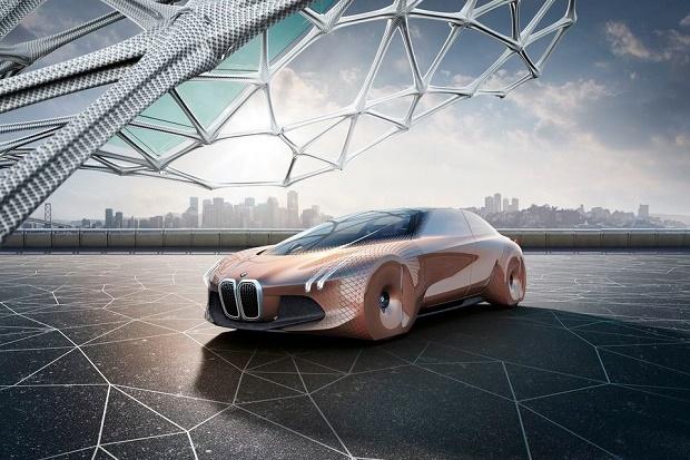 Vision Next 100: взгляд в будущее от BMW
