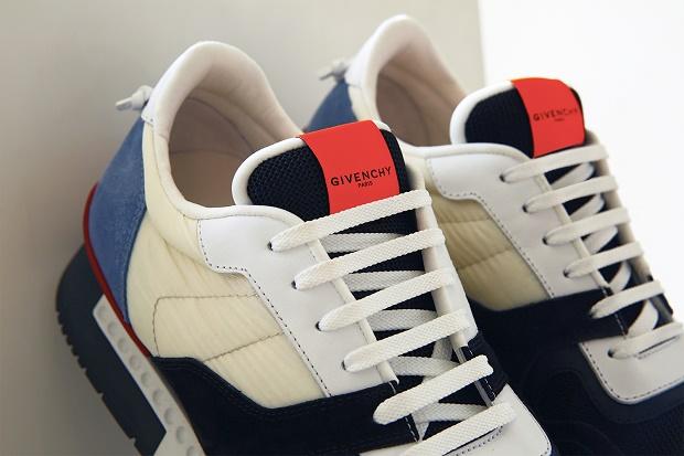 """Givenchy представляет коллекцию кроссовок для бега """"Active Line"""""""