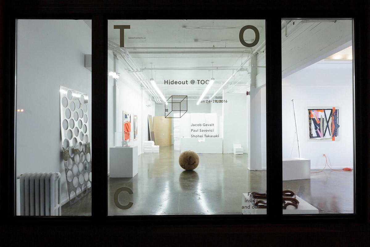 Торговая площадка Портленда: взгляд на выставку «Hideout»