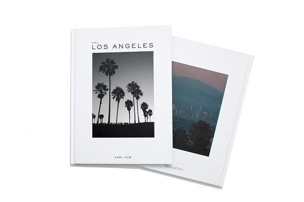 Книга с иллюстрациями «24H LOS ANGELES» от Karl Hab