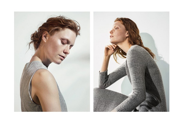 Рекламная кампания женской коллекции Norse Projects весна/лето 2016