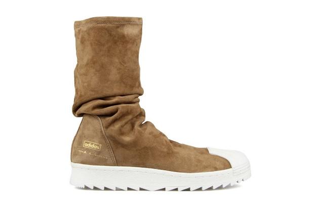 Ботинки Star Ripple от Рика Оуэнса и adidas