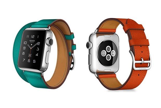Hermes обновил линейку ремешков для Apple Watch