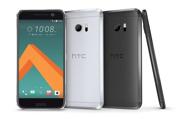 Флагманский HTC 10 представлен официально