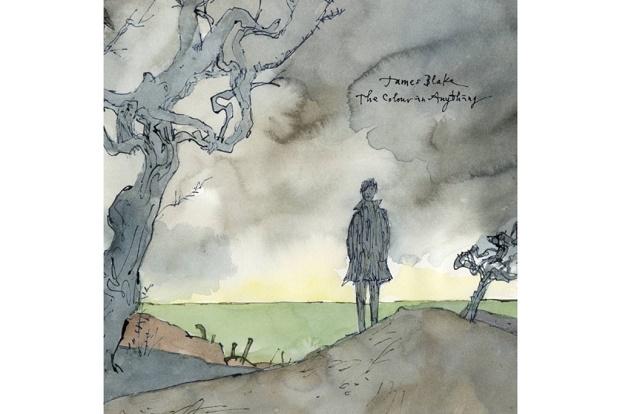 "Третий студийный альбом британского музыканта Джеймса Блейка ""The Colour in Anything"""