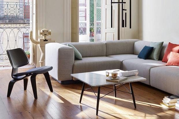 Vitra выпустит изменённую версию Eames Coffee Table