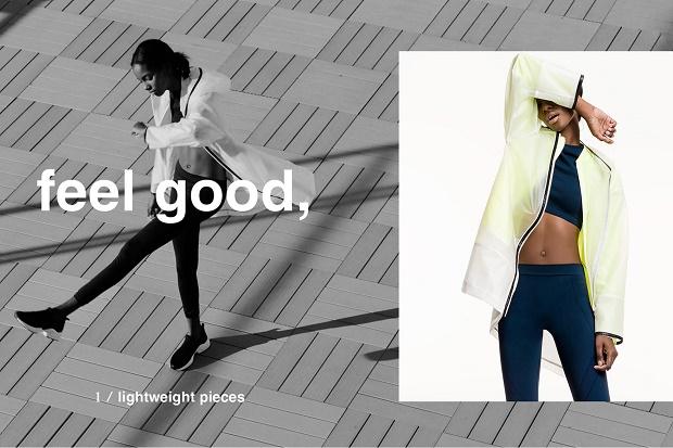 Zara предлагает Вам пойти в тренажерный зал в стиле их новой линейки ActiveWear