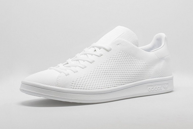 Третий релиз Primeknit Stan Smith в расцветках White & Black от adidas