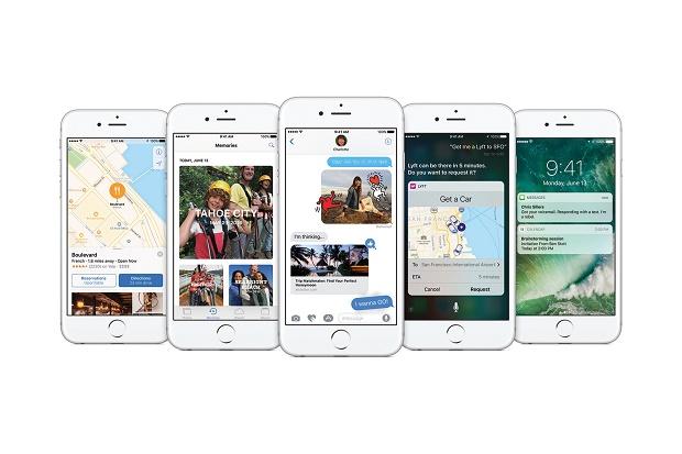 Apple презентовала новую версию операционной системы iOS 10