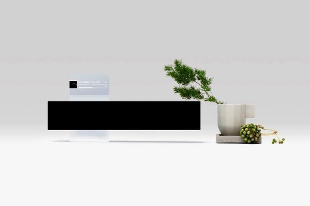 Meizu Gravity: беспроводная акустика с «парящим» дисплеем
