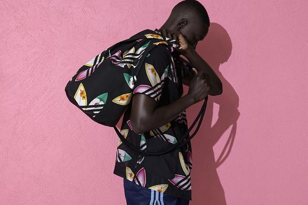 Релиз второй партии коллекции «Pink Beach» от Pharrell & adidas
