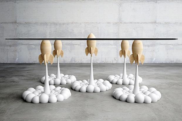Кофейный столик Rocket от Mousarri