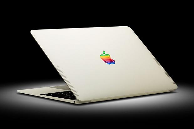 12-дюймовый MacBook в стиле ретро оценили в $3000