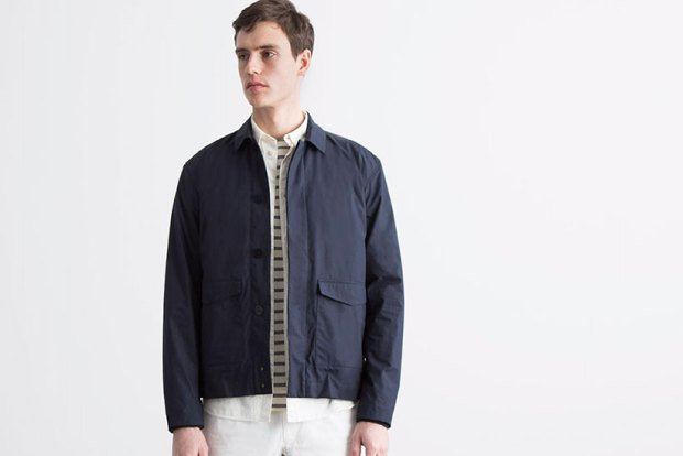 Лукбук Pre-Fall 2016 от Norse Projects