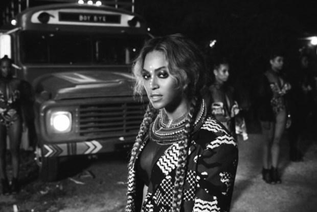 Бейонсе представила официальную версию клипа на песню Sorry