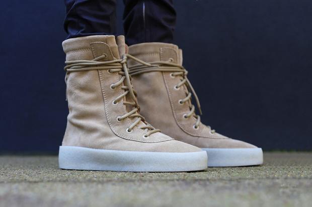 Известна дата выпуска ботинок от Каньи Уэста Yeezy Season 2 Boot