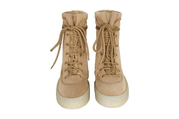 Вот и вся коллекция обуви модельного ряда Yeezy Season 2